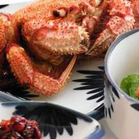 【身入りたっぷり】ひと味ちがう!利尻の海が育んだ、島の毛蟹プラン
