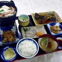 【リーズナブルに島旅満喫!】利尻で獲れた新鮮魚介を堪能☆1泊2食
