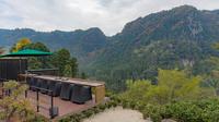 【一棟貸切・離れ竜峡】響渓谷に囲まれた絶景を望む露天風呂付離れ「豊後牛 牛鍋会席」