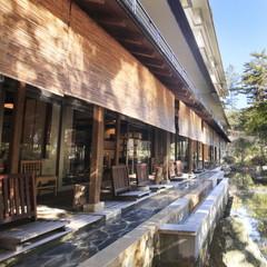 【1泊朝食付】たっぷり遊んでチェックイン!温泉に浸かって、朝は40種類の【和食バイキング】