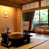 檜風呂付和室(14.5畳+檜風呂付)