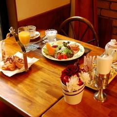 【秋冬旅セール】朝食付/焼きたてパンと新鮮野菜♪鳥のさえずりでお目覚め