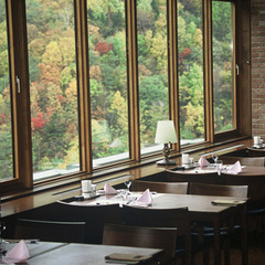 【スタンダード】山荘レストランでゆったりと…♪素材を生かした季節の味わい☆和洋創作コース料理