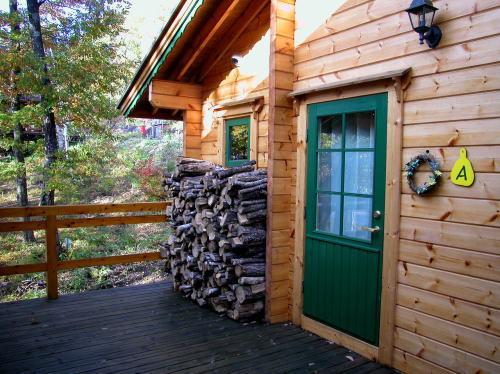 ログの宿 風地原小屋