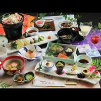 ≪日光HI・MI・TSU豚ステーキプラン≫ 地元厳選食材!!  【2名様お部屋食】