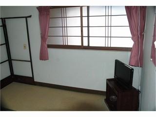 和室4.5畳(2号室)【1〜2名利用】(バス・トイレ共同)
