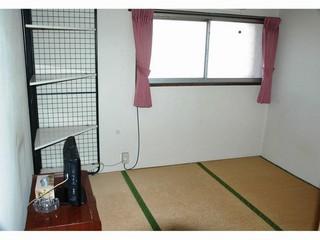 和室4.5畳(6号室))【1〜2名利用】(バス・トイレ共同)