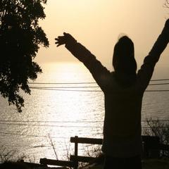 ☆★あー!!一人旅♪平日限定♪海と夕陽を見ながらのんびりと!(*^。^*)★☆