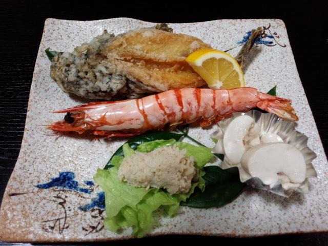 グレードアップ2食付きプラン(夕食は不知火海の海の幸がメインの会席料理です)