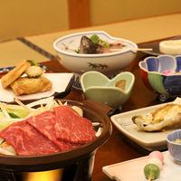 【恋人温泉旅行】サプライズあり!『5号ケーキ+ワイン+霧降高原牛の陶板焼き カップル応援プラン』