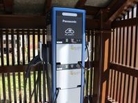 【EV・PHV車】無料充電スタンド付駐車場確約プラン