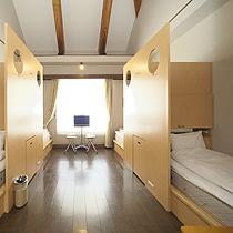 4人部屋/洋室(風呂なし)