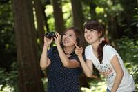 【双眼鏡レンタル付き】自然學校の森でバードウォッチング2020