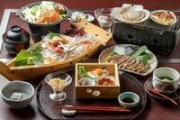 玉乃湯御膳★料理長おすすめの料理をご賞味ください