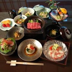 [ケーキと発砲清酒付き]夫婦で家族で友達と祝う長泉山荘で祝う!お祝いの日プラン
