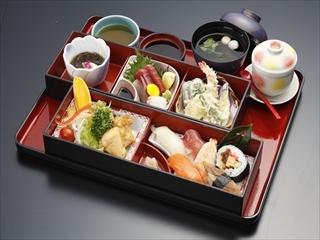 寿司御膳プラン