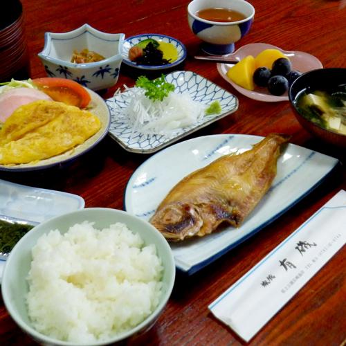 ≪朝食付≫ヒスイ海岸目の前☆朝はほっこり和朝食をどうぞ♪