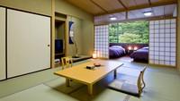 【禁煙】和洋室(和室12畳+ツインベッド)