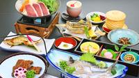 【スタンダード】環境にこだわった山魚と季節のお料理を堪能◆ベーシックプラン-2食付-