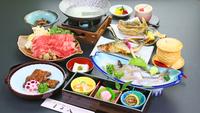 【お祝いプラン】山のさかな屋の本領発揮!自慢の魚を使ったお料理を是非ご賞味ください-2食付-