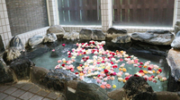 【特典付】香しい♪バラ風呂de女子力UP★メゾネットルーム確約レディースプラン