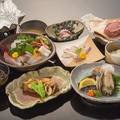 【夏の美味いもの大集合!】満腹にご注意ください!丹後岩牡蠣、但馬牛ステーキ、鯛しゃぶ!
