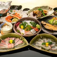 《楽天限定笑顔大盛りセール!ポイント2倍》【ブリ&タイしゃぶ食べ比べ】日本海の厚切りお刺身とWしゃぶ