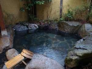 【離れの露天風呂を満喫するプラン♪】(素泊まり:現金特価)