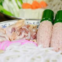 朝食なし!選べる夕食★6種の鍋からお好みをチョイス!