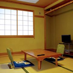 和室6畳【バストイレ無/禁煙】冬期