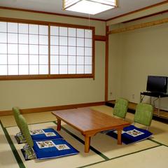 和室10畳【バストイレ無/禁煙】冬期