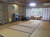 和室10畳+4畳広縁付※こちらのお部屋はペット同室不可です。