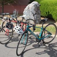 【気軽にサイクリング♪】ご宿泊+温泉+お食事+レンタサイクルがセットでお得≪2食付≫1日限定4台まで