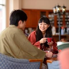 日本海を眺めながらGarden Breakfast☆プレミアムな休日♪夕食はオリジナル料理