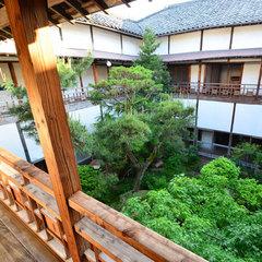 【まるでタイムスリップしたかのよう…。】<和朝食付>城下町の情緒に馴染む宿で旅情をご満喫ください。