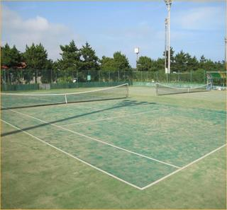テニスプラン 1泊2食付