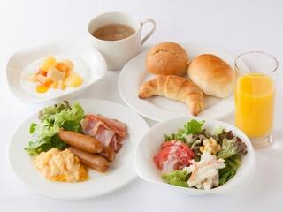 【スタンダードプラン】ゆったりクイーンベッド♪ダブルルーム21平米以上(朝食付)