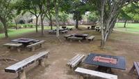 【バーベキュー】内浦県民の森でBBQ昼食♪夕食・朝食は鴨川ホテル三日月でバイキングを堪能♪<3食付>