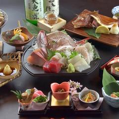 12月〜2月限定◆あんこう鍋と2種類から選べる越後の地酒付