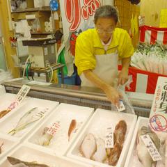 2食付◆お刺身・焼魚の魚が選べる!お魚好き大歓迎♪名物・選魚会席