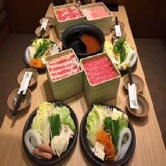 夕食は【しゃぶしゃぶ温野菜】の食べ放題付きプラン♪(朝食はもちろん無料!)