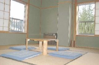 石打丸山一望のロッジ 和室8畳