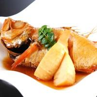 長崎産「のどぐろ」煮つけ付グルメプラン