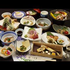 【季の舞-toki-】【添い寝無料】絶品グルメ旅★料理長一押しのプレミアム会席です♪