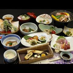 【花の舞-hana-】【添い寝無料】旬の素材をふんだんに盛り込んだ料理会席