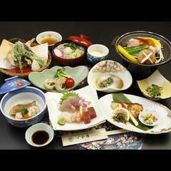 【風の舞-kaze-】料理長が自慢の腕をふるいます♪ お料理9品