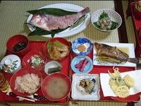 ◆* 一日一組貸切の農家民宿 ≪別館≫ふるきみ *◆ 【1泊2食付基本プラン】奥能登海鮮料理