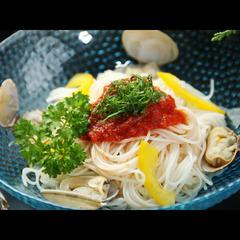 旬の魚介類を堪能♪舟盛付き会席グレードアッププラン〔1泊2食〕