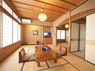 内風呂付き 広々2間の和室