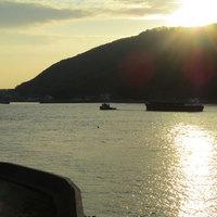 海の上で夕日を堪能♪ロマンティックに瀬戸内サンセットクルージング!!